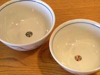 九谷焼 まりとネコの飯碗